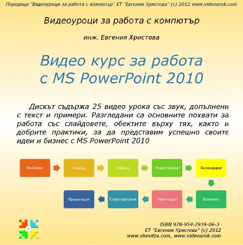 Презентации с MS PowerPoint 2010